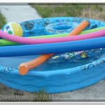 Just how many toys can a wading pool hold?