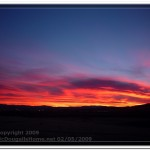 Montana Sunrise at Helena Montana