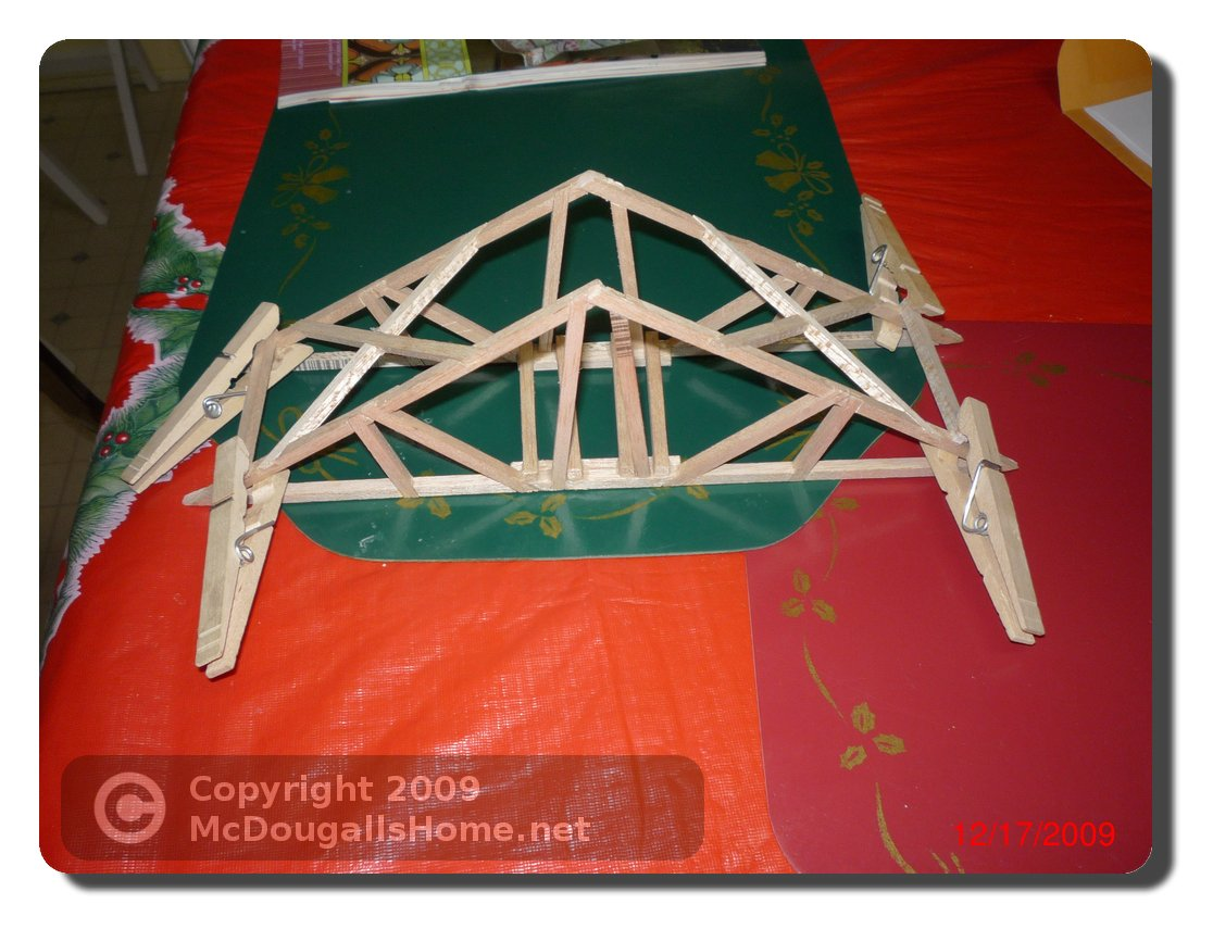 the construction of a balsa wood bridge It can be fun to have contests and see who's design is the best each kit includes  pieces of balsa wood needed to construct one structure (about 15 pieces per.